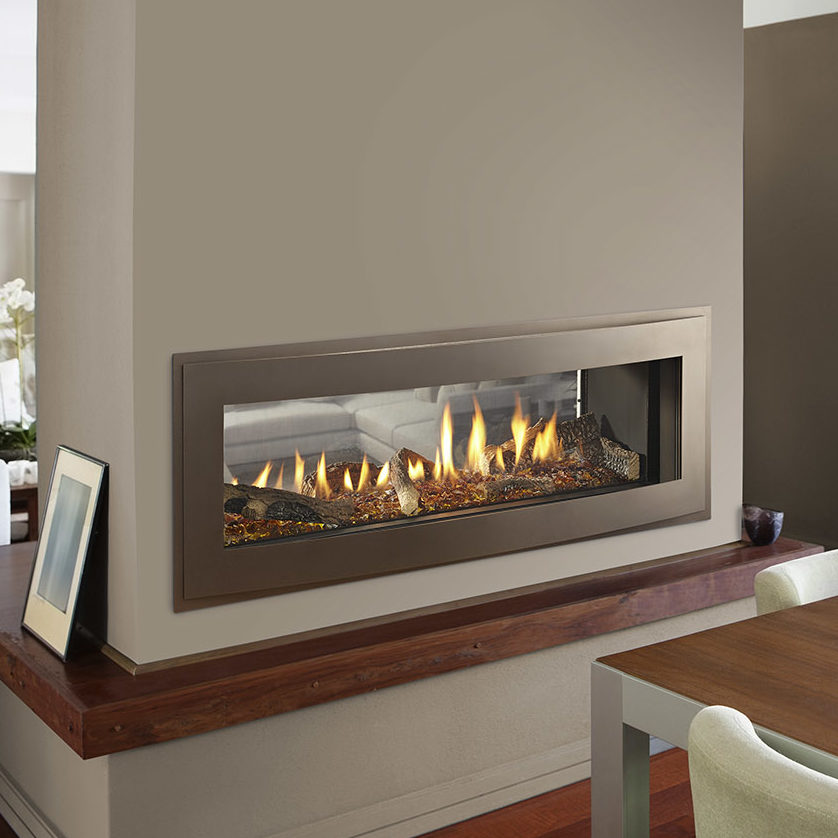Crave Gas Fireplace by Heatilator | Forge Distribution