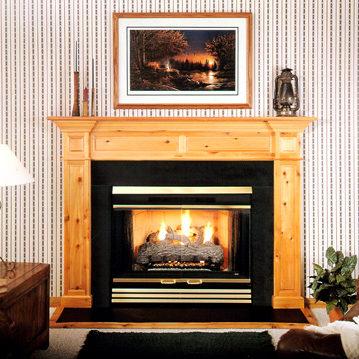 Heat & Glo Energy Master Wood Fireplace