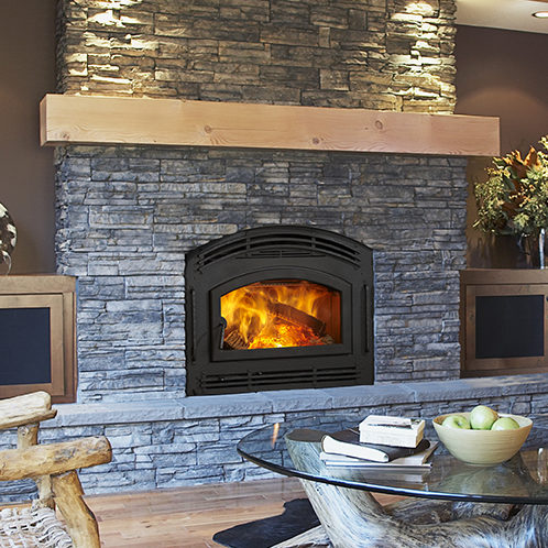 pioneer II wood traditional fireplace