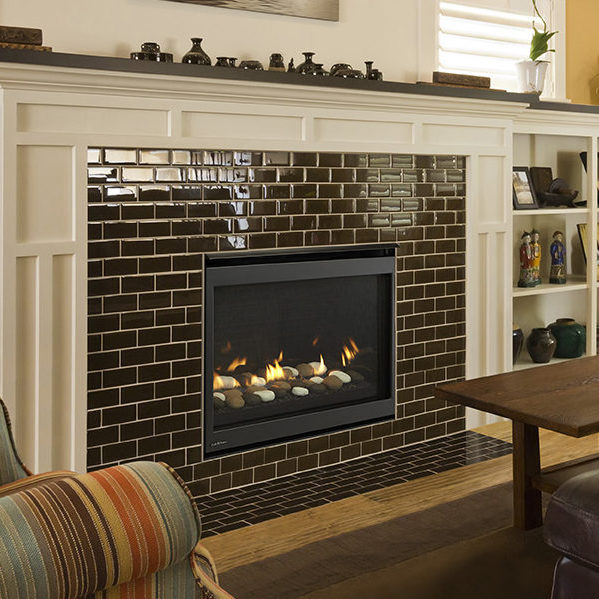 SL Fusion SL-550F - gas traditional fireplace