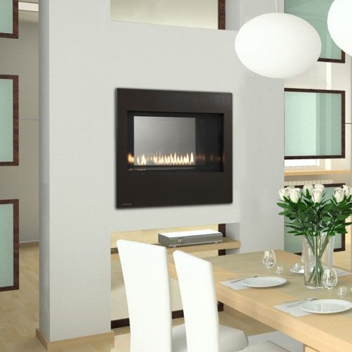ST-550TM Modern gas fireplace