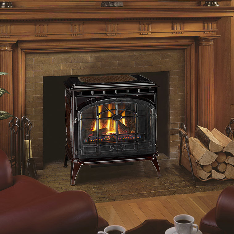 topaz cast iron gas stove thumbnail