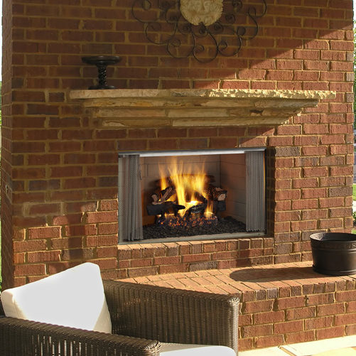 villawood traditional wood fireplace thumbnail