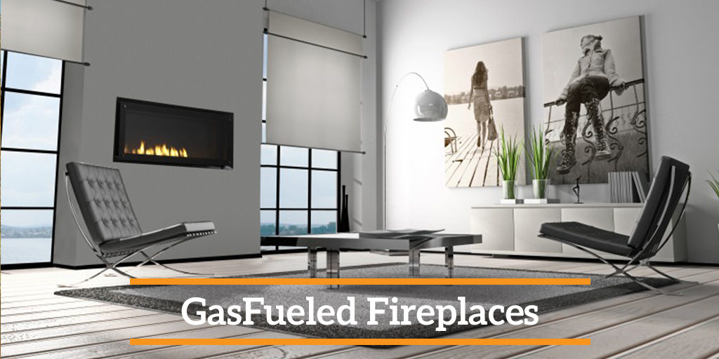 Forge Gas Fuel Fireplace