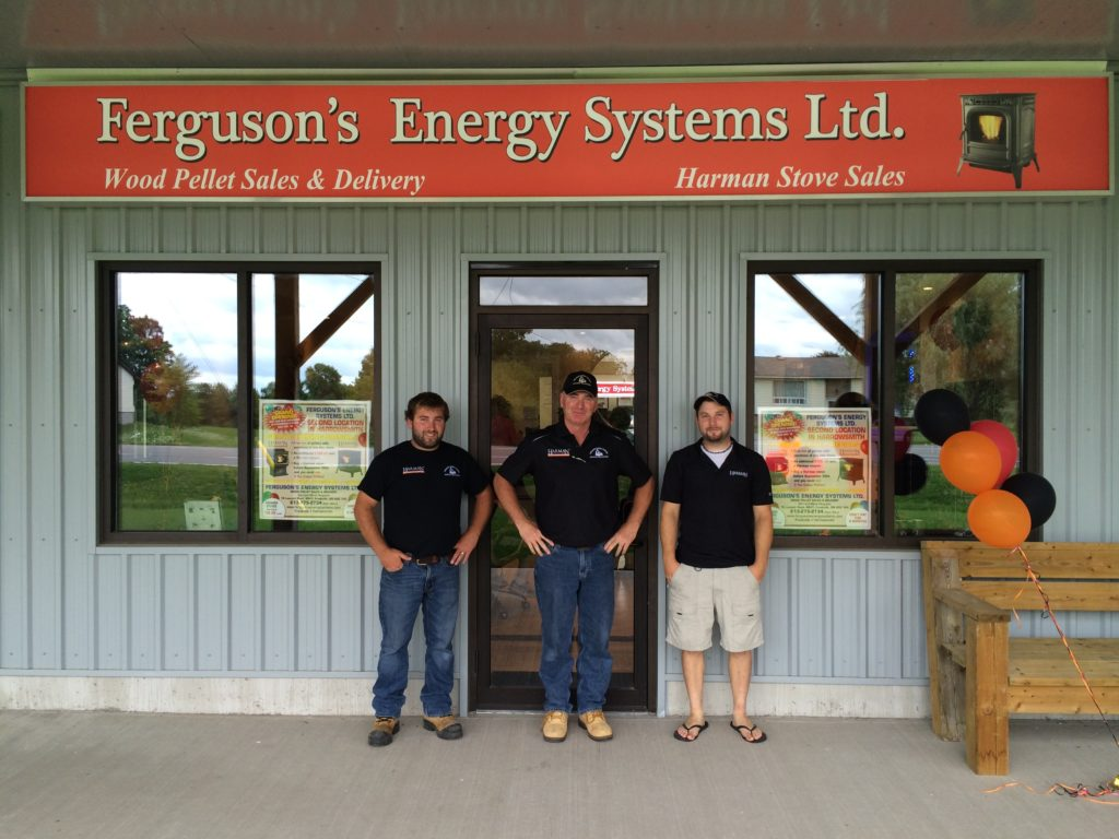 earl ferguson team store energy systems