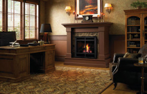 sl 550 trs fireplace